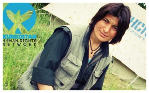Iranian prosecutor reject medical treatment for Kurdish female political prisoner