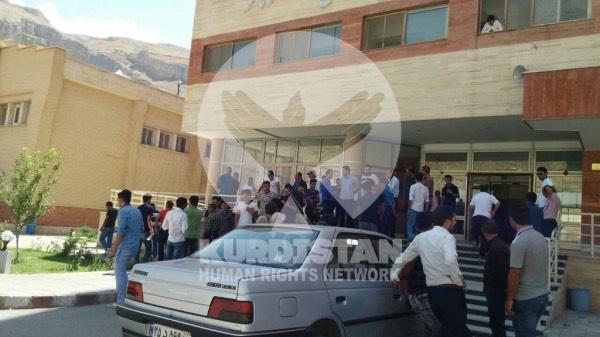 A Kurdish juvenile Kolbar was Shot Dead by Iranian Border Guards