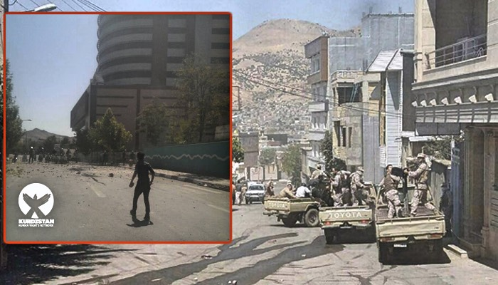 Kurdish Cities in Iran Militarised after Demonstrations/ Kurdish Political and Civil Activists on Hunger Strike in Protest to the Killing of Two Kolbars