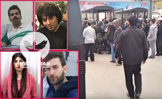 Continued Arrest of Protesters/ IRGC Standby in Kurdistan