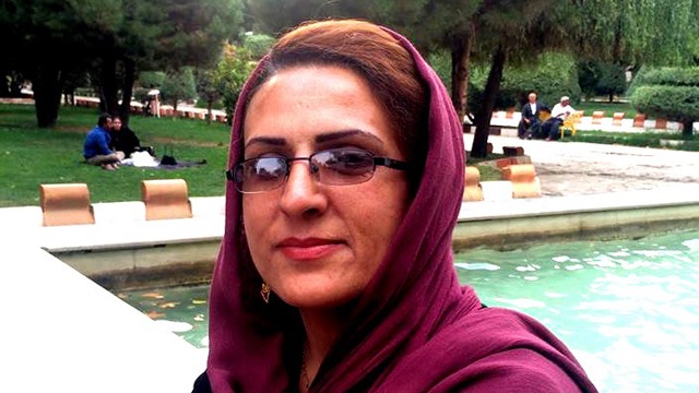 Najibeh Salehzadeh Acquitted of the Charges Against Her at the Revolutionary Court of Saqqez