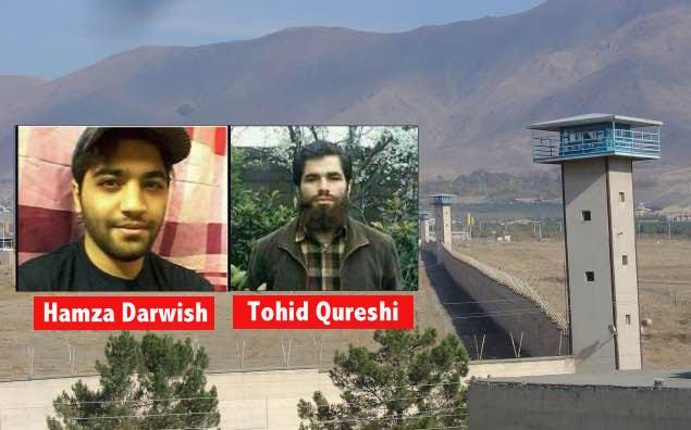 Concern Over Fate of Two Sunni Prisoners on Hunger Striker at Rajae Shahr Prisons