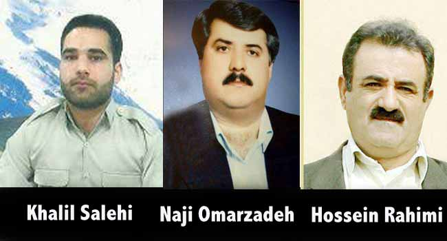 Three Prisoners Hanged on Murder Chargers at Orumiyeh Central Prison