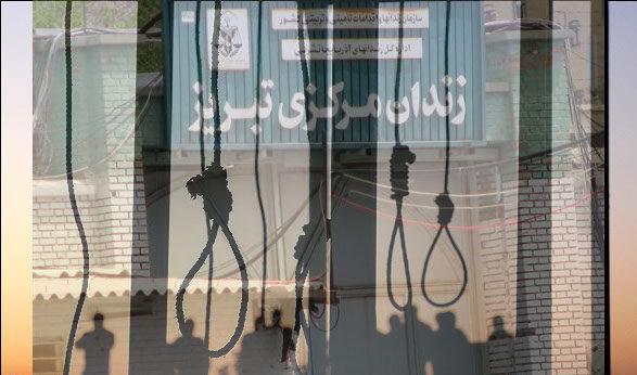 اعدام دو زندانی در تبریز