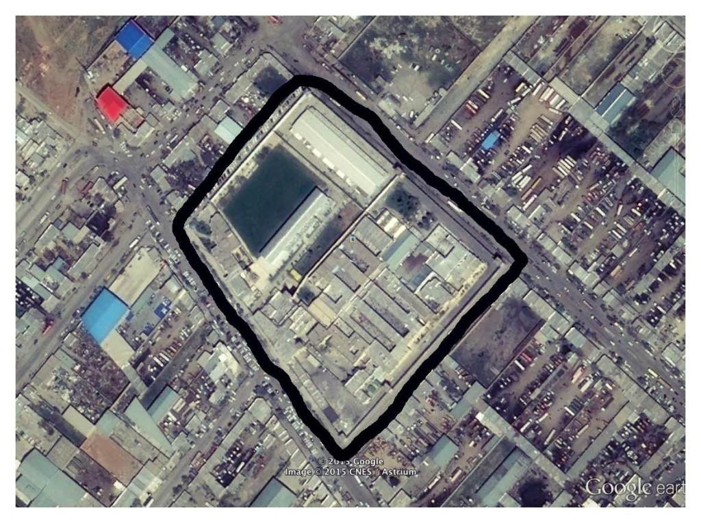 زندان دیزلآوا ( دیزلاباد )در منطقه صنعتی دیزلآوا شهر قرار دارد و به همین خاطر به زندان دیزلآوا مشهور است.