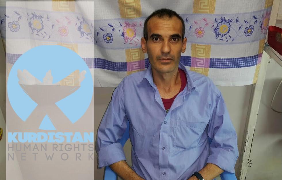 دولت ایران یک زندانی سیاسی کُرد اهل کوبانی را بعد از ده سال حبس به دولت سوریه تحویل داد