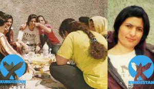 عکس اختصاصی زینب جلالیان در کانون اصلاح و تربیت کرمانشاه - سال ۹۰