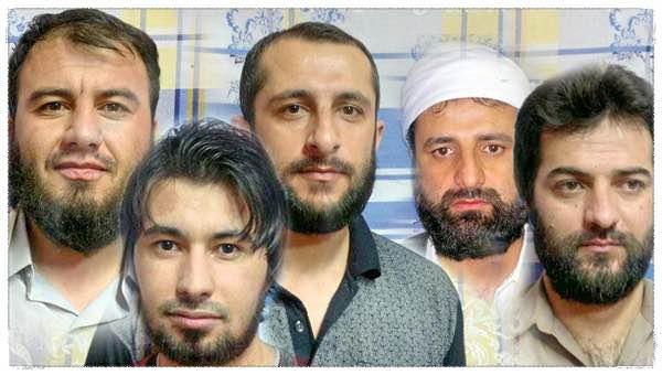 انتقال چهار زندانی مذهبی اهل سنت از زندان رجاییشهر به مهاباد