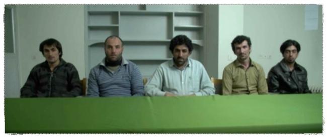 اعتصاب غذای سه زندانی سیاسی کُرد در زندان میاندوآب
