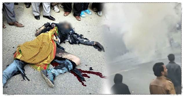 یک کشته و پنجاه نفر زخمی در نتیجه حوادث آتشبازی نوروزی در طی دو شب گذشته