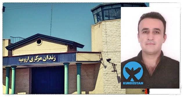 انتقال نویسنده اعتصابی کُرد به سلول انفرادی زندان مرکزی ارومیه