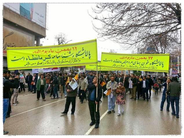 شش نفر در ارتباط با اعتراضات پالایشگاه کرمانشاه بازداشت و سپس آزاد شدند