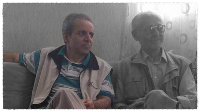 محمد صدیق کبودوند بعد از ده سال حبس آزاد شد