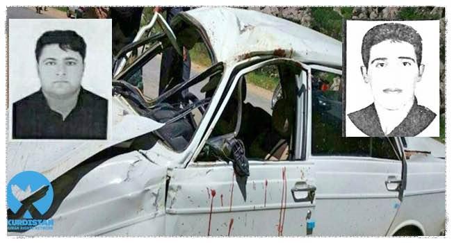 حوادث رانندگی در طی دو هفته گذشته در مریوان، کشته شدن دو کولبر  و ۲۵ زخمی بر جای گذاشت