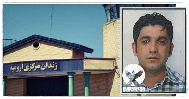بازگرداندن یک زندانی سیاسی از سلول انفرادی به داخل بند در زندان مرکزی ارومیه