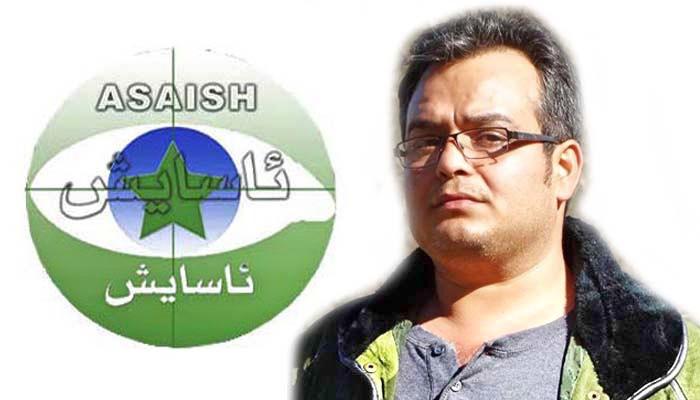 آغاز اعتصاب غذای عدنان رشیدی در بازداشتگاه اداره آسایش پنجوین