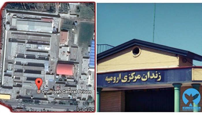 یک زندانی کُرد به سلولهای انفرادی زندان مرکزی ارومیه منتقل شد