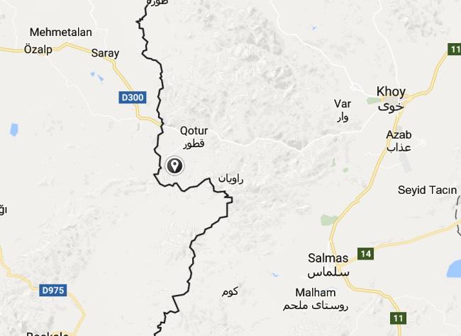 نیروهای سپاه سومین عضو یک خانواده کولبر کُرد در خوی را به قتل رساندند