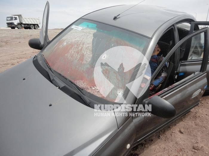 تداوم کشتار کولبران و کاسبکاران کُرد توسط نیروهای نظامی ایران
