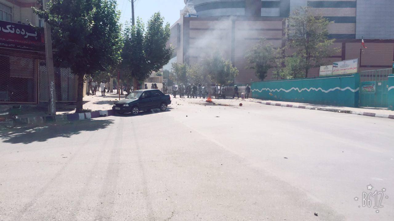 خبر فوری: اعتصاب و تجمع گسترده شهروندان بانهای در اعتراض به کشتار کولبران مرزی