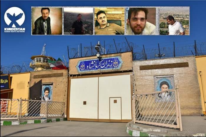 آزادی پنج فعال فرهنگی کُرد معترض به کشتار کولبران