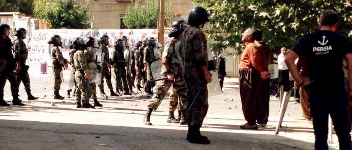 تداوم فضای شدید امنیتی در شهر بانه/ اعلام اعتصاب غذای جمعی از فعالی سیاسی و مدنی کُرد