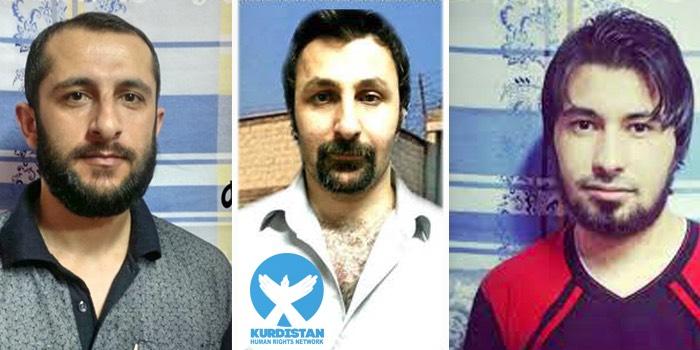 صدور بیست سال حبس و یک حکم اعدام برای سه زندانی مذهبی کُرد