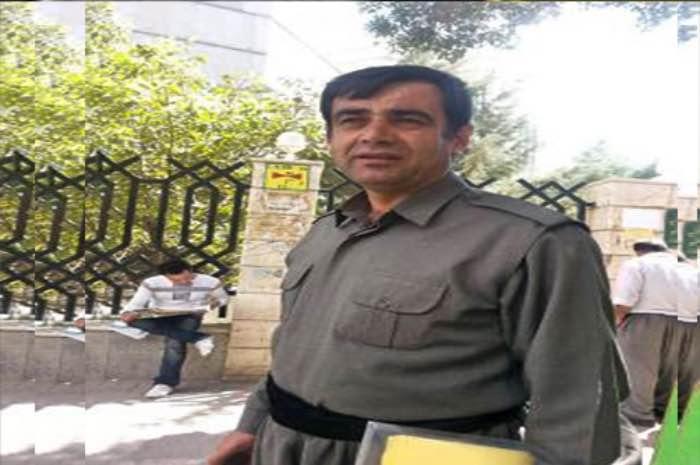 بازداشت یک فعال کارگری توسط نیروهای امنیتی در سنندج