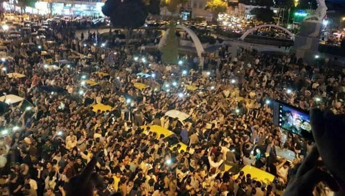 تداوم بازداشت دو شهروند کُرد به دنبال برگزاری جشنهای خیابانی حمایت از همهپرسی استقلال کُردستان عراق