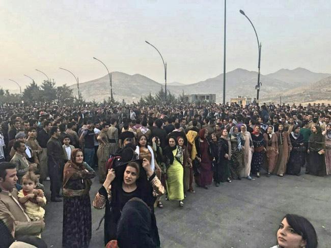 آزادی سه شهروند بازداشتی کُرد با تودیع وثیقه