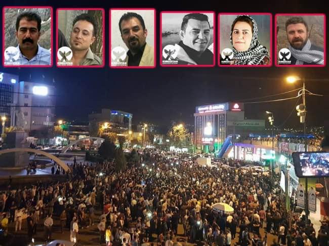 تداوم بازداشت تعدادی از شهروندان کُرد شرکت کننده در جشنهای حمایتی از همهپرسی استقلال کُردستان عراق