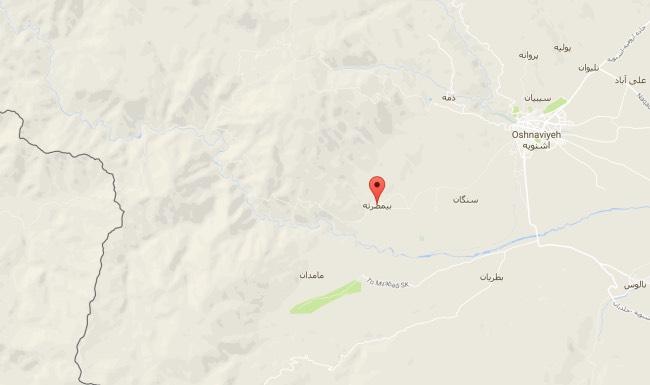 یک زندانی سیاسی سابق در حین کولبری با تیراندازی نیروهای انتظامی زخمی شد