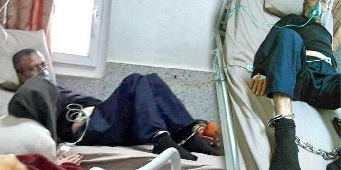 ابراز نگرانی خانواده محمود صالحی، فعال کارگری زندانی از وضعیت سلامتی وی