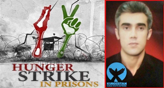 اعتصاب غذای یک زندانی سیاسی کُرد در زندان چوبیندر قزوین