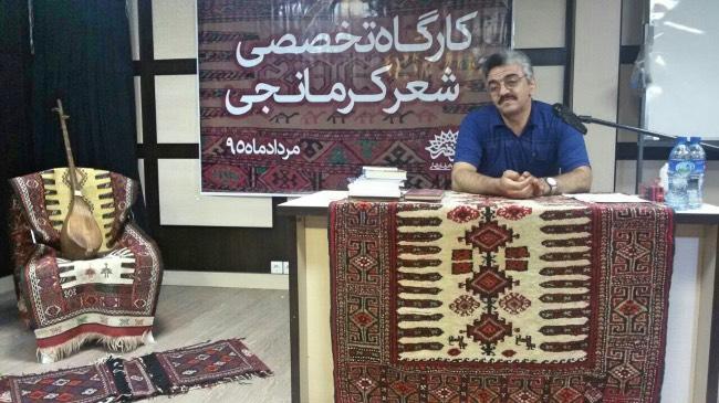 بازداشت یک روزنامهنگار و شاعر کُرد شمال خراسان