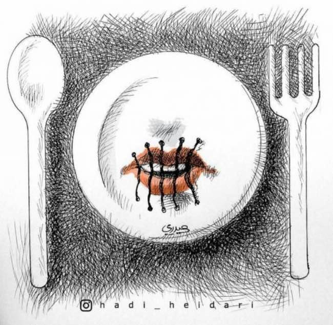 تداوم اعتصاب غذای دو زندانی سیاسی کُرد در زندانهای ارومیه و قزوین