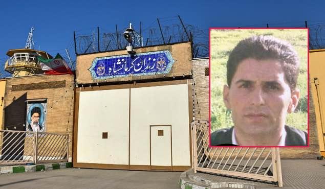اعدام یک زندانی در زندان دیزل آباد کرمانشاه