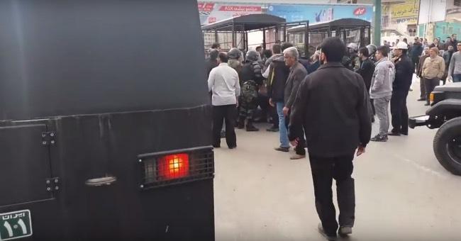 تداوم احضار و بازداشت دانشجویان در کرمانشاه، ارومیه و سقز