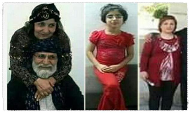 قتل چهار تن از اعضای یک خانواده دیواندرهای