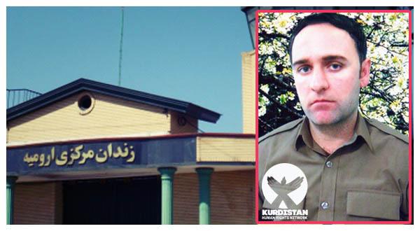 انتقال یک زندانی سیاسی کُرد به سلول انفرادی در زندان مرکزی ارومیه