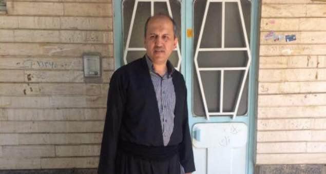 انتقال یک معلم کُرد به زندان مهاباد جهت اجرای حکم حبس