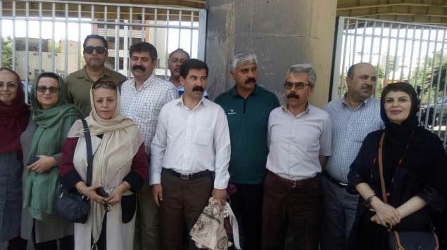 آزادی یک معلم زندانی کُرد بعد از تحمل یک سال حبس
