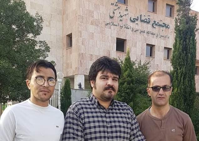 جلسه دادگاهی سه فعال کارگری در سنندج برگزار شد
