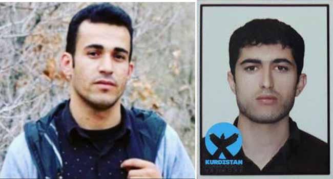 بی خبری از سرنوشت دو زندانی سیاسی کُرد محکوم به اعدام
