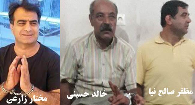 آزادی تعدادی از فعالین بازداشتی کُرد/ انتقال دو تن از بازداشت شدگان به بازداشتگاه اطلاعات سپاه