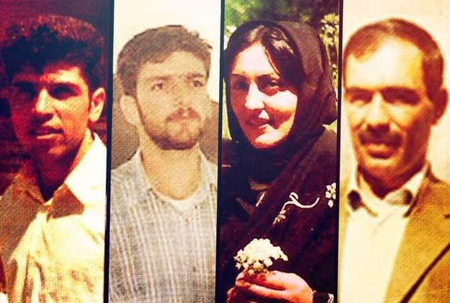 شکایت به سازمان ملل درباره فرزاد کمانگر، شیرین علمهولی، فرهاد وکیلی و علی حیدریان
