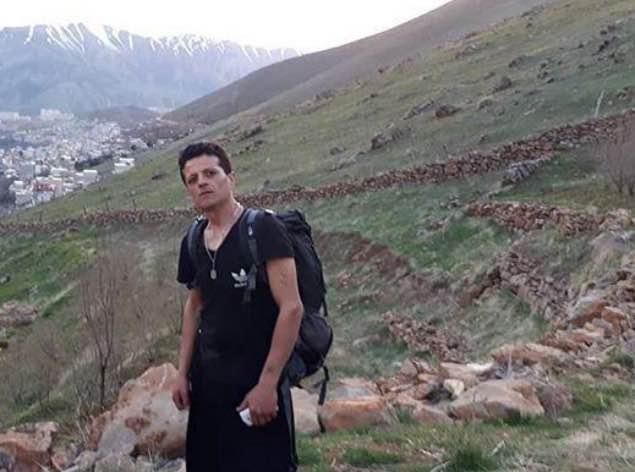 کشته شدن یک شهروند کُرد توسط نیروهای سپاه در پاوه