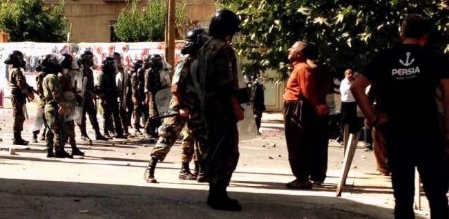 احضار، بازجویی و تهدید به قتل، پاسخ نهادهای امنیتی به اعتراضات مدنی