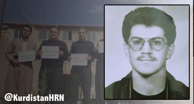 بازداشت یک معلم دیگر توسط سازمان اطلاعات سپاه در دیواندره