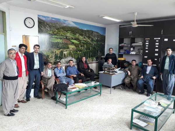 برگزاری دور دوم تحصن سراسری معلمان در شهرهای مختلف کردستان